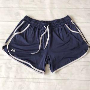 Under Armour women's medium running shorts